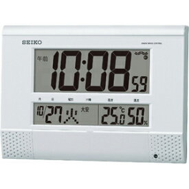 セイコー 電波掛置兼用時計 SQ435W