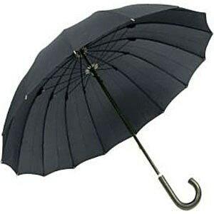 siroca 「傘」16本骨傘 煌−kirameki− ナイトブラック 65cm キラメキナイトブラック(16B