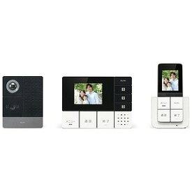 エルパ DECT方式ワイヤレステレビドアホン 「モニター&ポータブルセット」 DHS‐TMP2320