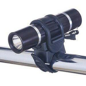 ヤザワコーポレーション アルミバイクライト 0.5W白色LED LB104BK