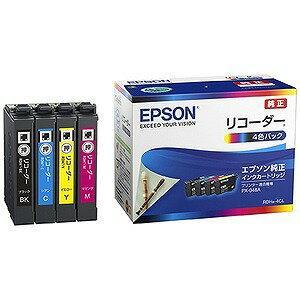 EPSON 「純正」インクカートリッジ RDH‐4CL