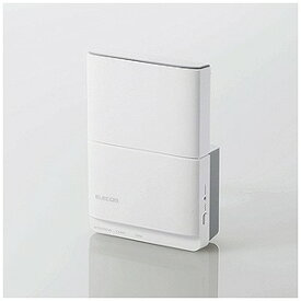 エレコム 11ac 867+300Mbps 無線LAN中継器 WTC‐1167HWH (ホワイト)