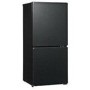 ユーイング 2ドア冷蔵庫(110L・右開き) UR‐F110H‐K (ギャラクシーブラック)(標準設置無料)
