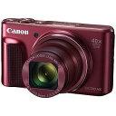 Canon コンパクトデジタルカメラ PowerShot(パワーショット) SX720 HS (レッド)(送料無料)