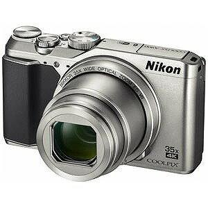ニコン コンパクトデジタルカメラ COOLPIX(クールピクス) A900(シルバー)(送料無料)