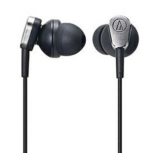 オーディオテクニカ アクティブノイズキャンセリングヘッドホン ATH‐ANC23(BK)(ブラック)