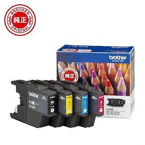 ブラザー インクカートリッジ お徳用4色パック LC12‐4PK