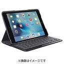 ロジクール iPad mini 4用iK0772 キーボードケース iK0772BK (ブラック)(送料無料)