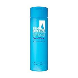 資生堂化粧品 SEA BREEZE(シーブリーズ) デオ&ウォーター A (スプラッシュマリン)(160mL)