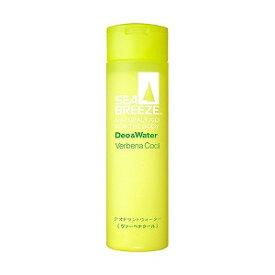 資生堂化粧品 SEA BREEZE(シーブリーズ) デオ&ウォーター A (ヴァーベナクール)(160mL)