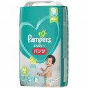 P&G 「Pampers(パンパース)」さらさらケア パンツタイプ  スーパージャンボ Mサイズ 58枚〔おむつ〕