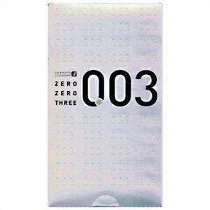 オカモト 「ゼロゼロスリー 003」12個入(コンドーム)「避妊用品」 ゼロゼロ・スリー