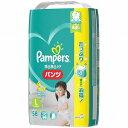 P&G 「Pampers(パンパース)」 さらさらケア パンツ ウルトラジャンボ Lサイズ 56枚〔おむつ〕