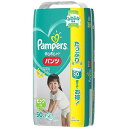 P&G Pampers(パンパース) さらさらケア パンツ ウルトラジャンボ ビッグサイズ(12kg−22kg) 50枚〔おむつ〕