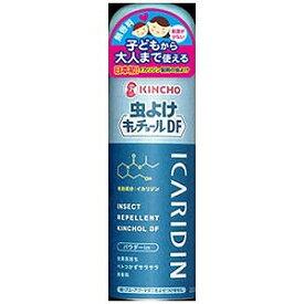 大日本除虫菊 虫よけキンチョールDF パウダーイン 無香料 200ml〔虫よけ〕 ムシヨケキンチョールDF(200