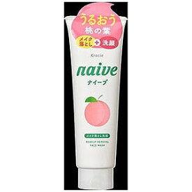 クラシエ薬品 「ナイーブ」メイク落とし洗顔フォーム(桃の葉エキス配合)(200g) ナイーブMSFP(200