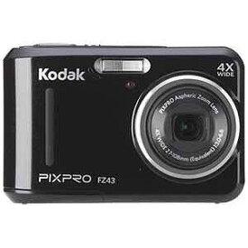 コダック コンパクトデジタルカメラKodak PIXPRO FZ43BK (ブラック)