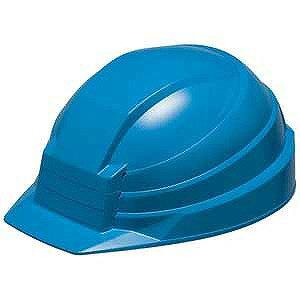 DICプラスチック 折りたたみ防災用ヘルメット「IZANO」AA13型HA4−K13式(ブルー) AA13ガタHA4K13シキ(ブル