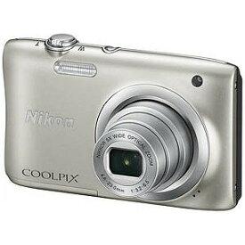 ニコン コンパクトデジタルカメラ COOLPIX(クールピクス) A100 (シルバー)