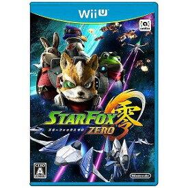任天堂 Wii Uソフト スターフォックス ゼロ