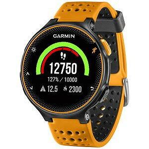 ガーミン GPSマルチスポーツウォッチ 「ForeAthlete235J」 37176J(BlackOrange)