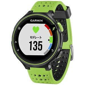 ガーミン GPSマルチスポーツウォッチ 「ForeAthlete235J」 37176K (BlackGreen)