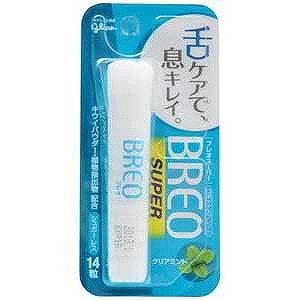 グリコ 「BREO(ブレオ)」クリアミント 14粒 ブレオSPクリアミント
