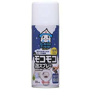 アイリスオーヤマ トイレのモコモコ泡スプレー 335ml BPMA335