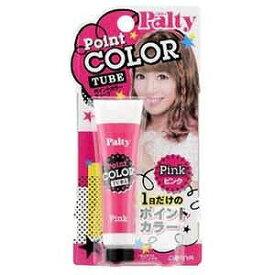 ダリヤ 「パルティ」ポイントカラーチューブ ピンク 15g パルティポイントカラーCピンク