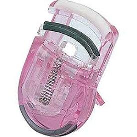 貝印 Q・E・C プッシュアップカーラー ピンク KQ−0984 プッシュアップカーラーピンク