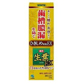 小林製薬 薬用 生葉EX 100g ショウヨウEX100G(100