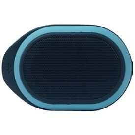 プリンストンテクノロジー Bluetooth対応 スピーカー(ブルー) PSP‐BTS3BL