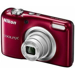 ニコン コンパクトデジタルカメラ COOLPIX(クールピクス) A10(レッド) A10(レッド)(送料無料)