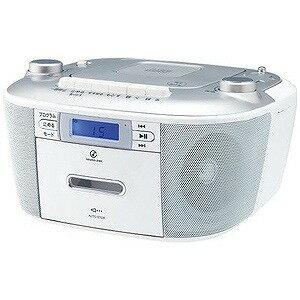 小泉成器 CDステレオラジカセ(シルバー)  SAD‐4935‐S
