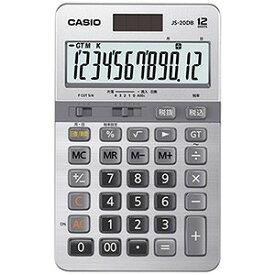 CASIO 本格実務電卓 (12桁) JS‐20DB‐N