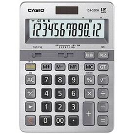 CASIO 本格実務電卓 (12桁) DS‐20DB‐N