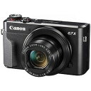 Canon コンパクトデジタルカメラ PowerShot(パワーショット) G7 X Mark II PSG7XMARKII(送料無料)