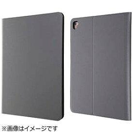 レイ・アウト 9.7インチiPad Pro用 手帳型ケース スリム シルバー RT‐PA7SLC1/SV