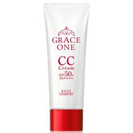 コーセーコスメポート 「GRACE ONE」CCクリームUV 00 明るい肌色 50g グレイスワンCC00(50g