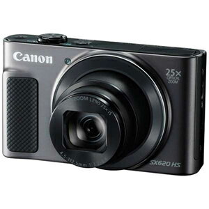 Canon コンパクトデジタルカメラ PowerShot(パワーショット) SX620 HSBK (BK)(ブラック)(送料無料)