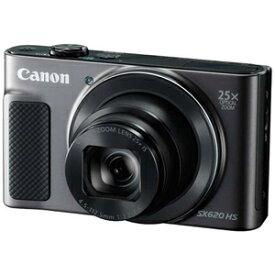 Canon コンパクトデジタルカメラ PowerShot(パワーショット) SX620 HSBK (BK)(ブラック)