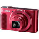 Canon コンパクトデジタルカメラ PowerShot(パワーショット) SX620 HSRE (RE)(レッド)(送料無料)