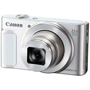Canon コンパクトデジタルカメラ PowerShot(パワーショット) SX620 HS(WH) (ホワイト)(送料無料)
