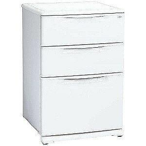 AQUA ファン式冷凍庫 (124L) AQF‐12RE‐W (クールホワイト)(標準設置無料)