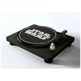ユニバーサルミュージック レコードプレーヤー STAR WARS ALL IN ONE UIZZ‐6001 ブラック