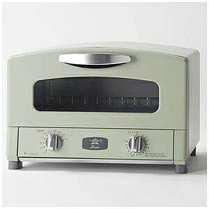 アラジン グラファイトトースター CAT‐GS13A‐G (アラジングリーン)