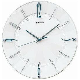 セイコー 電波掛け時計「スタンダード」 KX214W