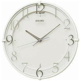 セイコー 電波掛け時計「スタンダード」 KX215W