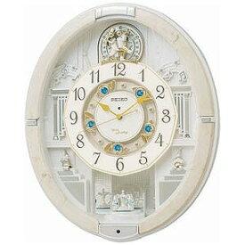 セイコー 電波からくり時計「ウェーブシンフォニー」 RE576A