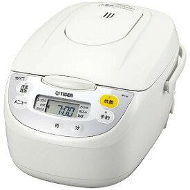 タイガー TIGER 炊飯器 「炊きたて」[5.5合 /マイコン] JBH‐G101‐W (ホワイト)